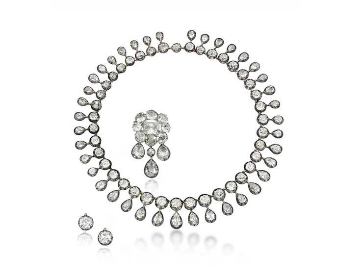 gioielli della regina